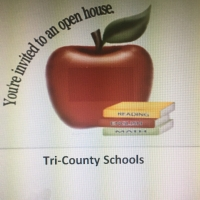 Tri-County Schools Open House - September 26th 5:30pm -7:00pm